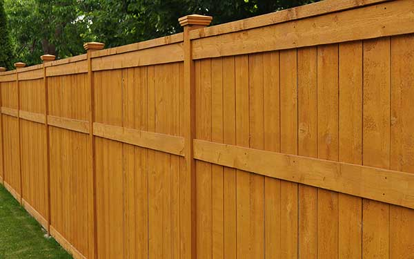 Deck Fence 4