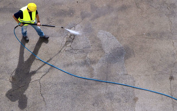 power washing 7